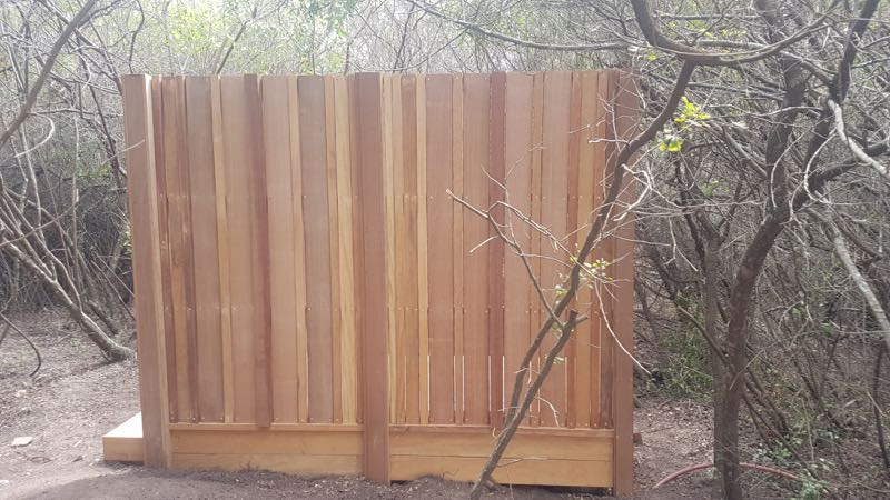 Garden Route Timber Construction showers9