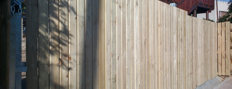 pine fencing 002