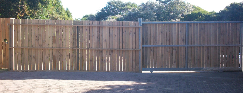 pine fencing 004